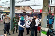 Pemkab Bogor Gelar Tes Massal Covid-19 di Stasiun Bojong Gede