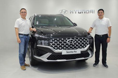 Hyundai New Santa Fe Meluncur, Berikut Spesifikasinya