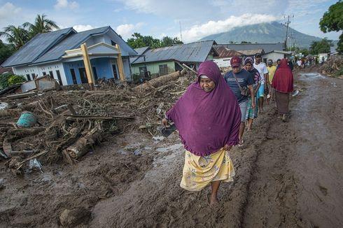Korban Bencana NTT Dapat Bantuan Material dan Bahan Bangunan