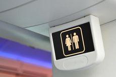 Gadis Inggris Ketahuan Berhubungan Seks di Toilet Pesawat Virgin Atlantic