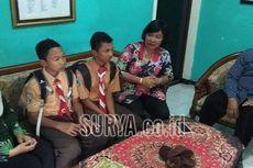 Viral, 4 Siswa SMP Kayuh Sepeda Sejauh 8 Km Kembalikan Dompet Berisi Uang Rp 900.000