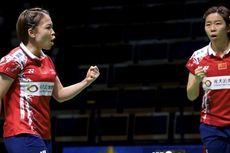 Denmark Open - Chen Qing Chen Cedera di Tengah Laga, Ganda Putri Terbaik China Mundur