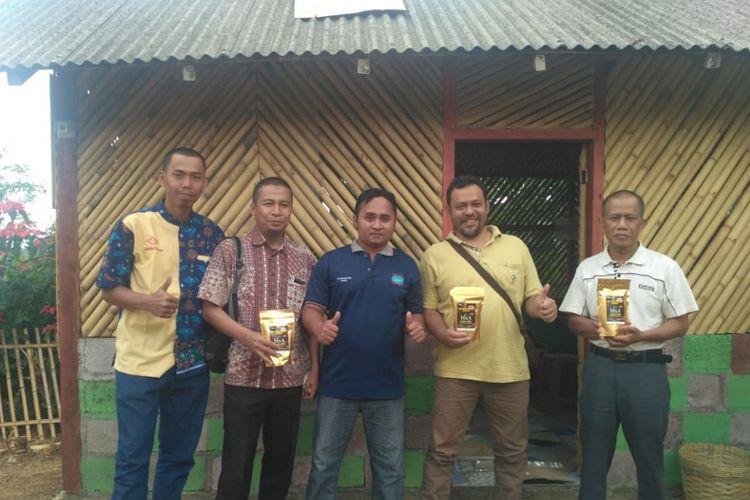 KSU Surya Abadi Kayumas Kabupaten Situbondo, Jawa Timur akan mengirim 44.400 kilogram kopi arabika ke pasar Amerika Serikat