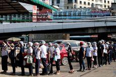 Thailand Hadapi Lonjakan Kasus Covid-19 Terburuk, Berasal dari Klaster Pasar Ikan
