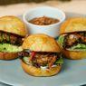 Resep Maranggi Slider, Burger Mini dengan Daging Maranggi