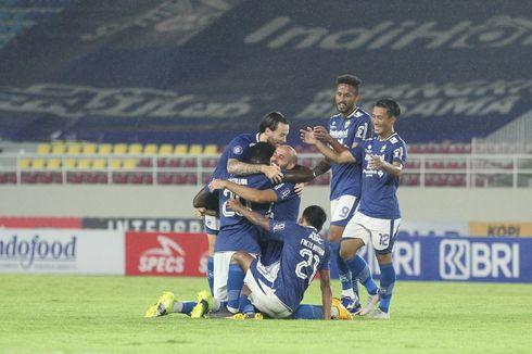 Hasil Persib Vs PSS: Maung Bandung Bangkit dan Pesta Gol 4-2