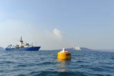 BPPT Luncurkan Alat Pendeteksi Tsunami InaTews Buoy di Perairan Gunung Anak Krakatau