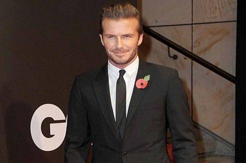 Lagi, Gelar Terbaik untuk David Beckham di Ranah Mode Internasional