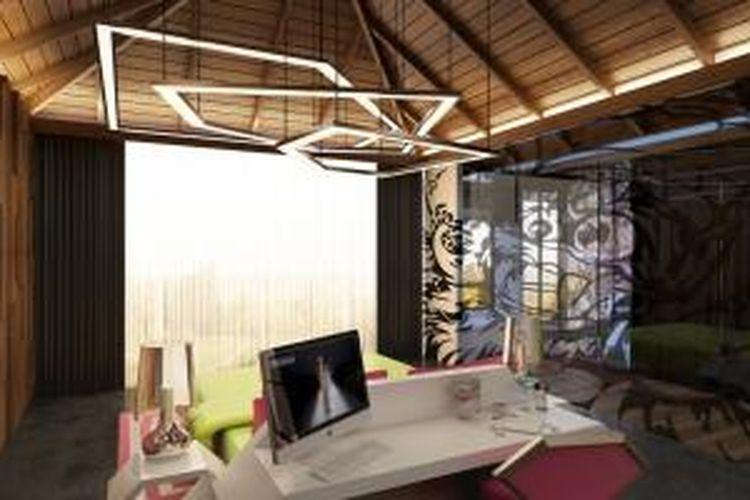 Fashion suite di Love F Hotel, Bali