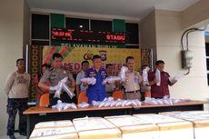 Polda Riau Gagalkan Penyelundupan 95.340 Ekor Benih Lobster Senilai Rp 14 Miliar