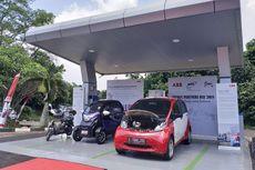 Nissan Sebut Charging Station Mobil Listrik Tidak Perlu Besar