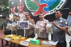 Peredaran Narkoba Jaringan Pakistan-Jakarta Libatkan Napi di Lapas Sumsel