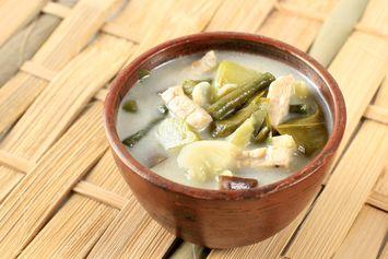 Resep Lodeh Tempe Cabe Hijau, Masakan Kuah Santan untuk Makan Siang