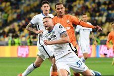 Hasil Shakhtar Donetsk Vs Inter Milan - Hampa Gol, Laga Berakhir Tanpa Pemenang