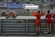 Ragam Wanita Cantik di MotoGP Jepang 2014