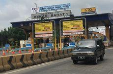 Catat, Jadwal Bus Saat Kebijakan Ganjil Genap Berlaku di GT Bekasi