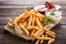 """Godaan Renyahnya """"French Fries"""" yang Aslinya dari Belgia"""