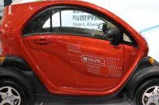 Begini Bentuk Jiplakan Renault Twizy