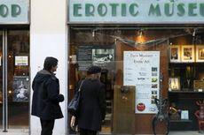 Museum Erotis di Paris Tutup, Karya-karya