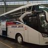 Sinar Jaya Rombak Bus Lama Jadi Legacy SR2 Single Glass S Series