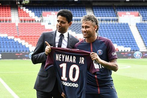 Jika Neymar Berharga Rp 3 Triliun, Lalu Berapa Nilai Ronaldinho dan Ronaldo?