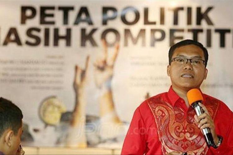 Pengamat Politik Pangi Syarwi Chaniago