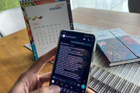 Mandiri Digital: Layanan Interaktif Bank Mandiri 24 Jam Kini Hadir di Aplikasi Whatsapp
