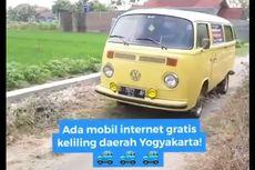 Cerita VW Combi di Yogyakarta, Keliling Desa Berikan Internet Gratis ke Pelajar