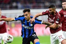 Jadwal Liga Italia Pekan ke-23, Derbi Milan Main Hari Senin