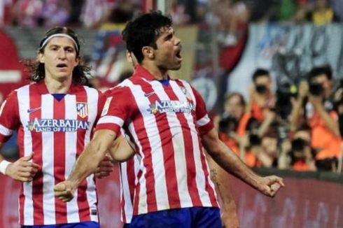 Susunan Pemain Valencia Vs Atletico Madrid