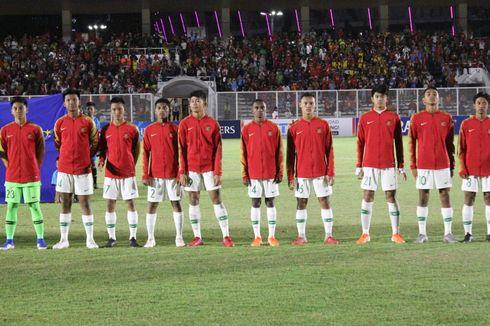 Timnas U-16 Vs Mariana Utara, Indonesia Menang Telak 15-1
