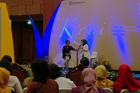 Sri Mulyani Tantang Jajarannya Berpikir Tajam Layaknya Kartini