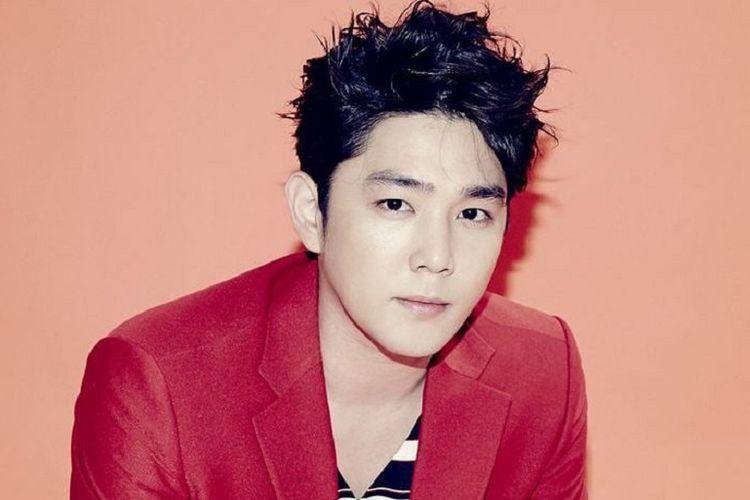Member Super Junior, Kangin.