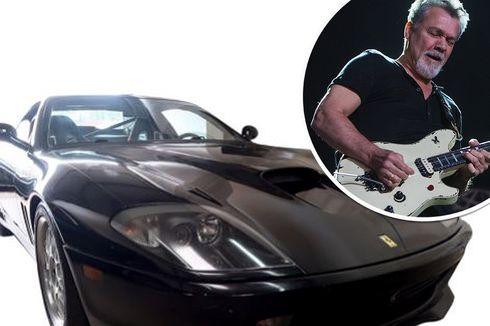 Mobil Sport Ferrari Eddie Van Halen Dilelang