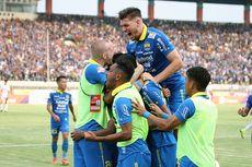 Persib vs Arema FC, Menang Besar Robert Puji Tim dan Bobotoh