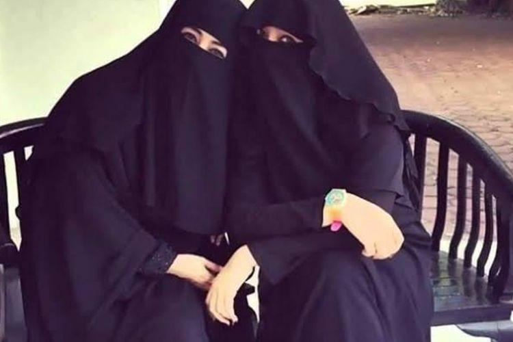 Umi Pipik dan Soraya Abdullah