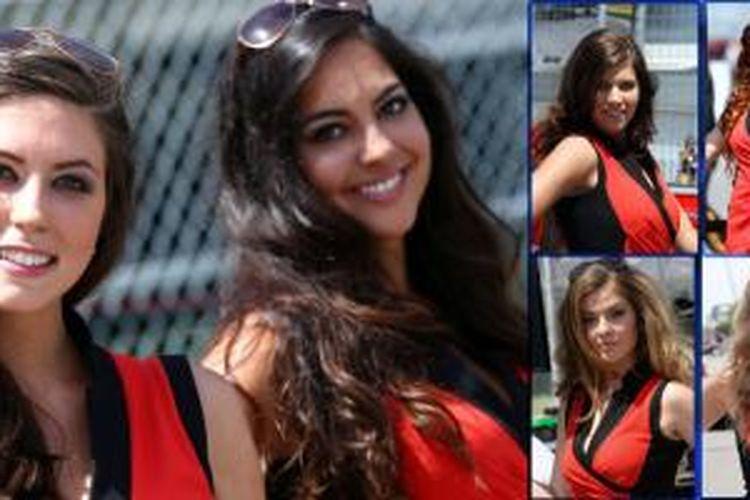 F1 Kanada 2014 Grid Girls