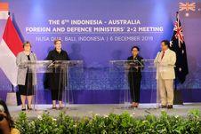 Indonesia dan Australia Sepakat Hormati Integritas Wilayah