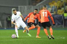 Dilibas Shakhtar Donetsk, Bukti Real Madrid Rapuh Tanpa Sergio Ramos