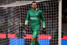 Inter Vs Madrid - Nerazzurri Melempem, Handanovic Angkat Bicara