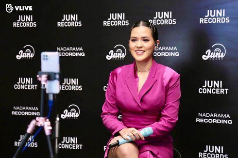 Raisa Jadi Perwakilan Indonesia di Unite ON: Live Concert VLIVE