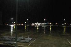Pesawat Garuda yang Angkut 69 WNI Awak Kapal Diamond Princess Tiba di Bandara Kertajati