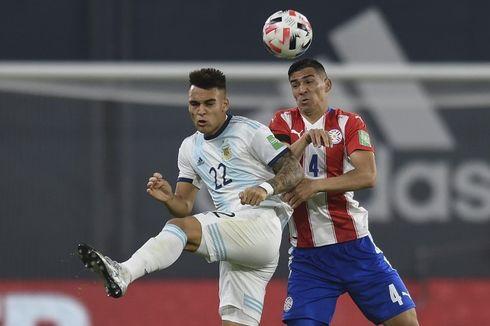 Klasemen Kualifikasi Piala Dunia 2022, Argentina Kudeta Brasil