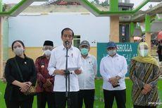 Jokowi Janjikan Bantuan Perbaikan Rumah yang Terdampak Gempa Malang
