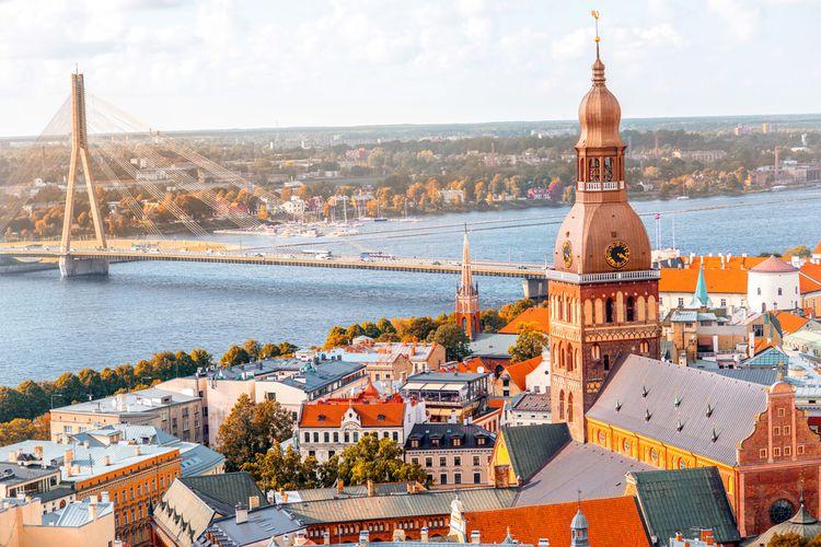 ILUSTRASI - Latvia