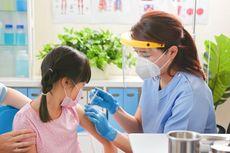 Jangan Lewatkan Imunisasi Dasar untuk Anak