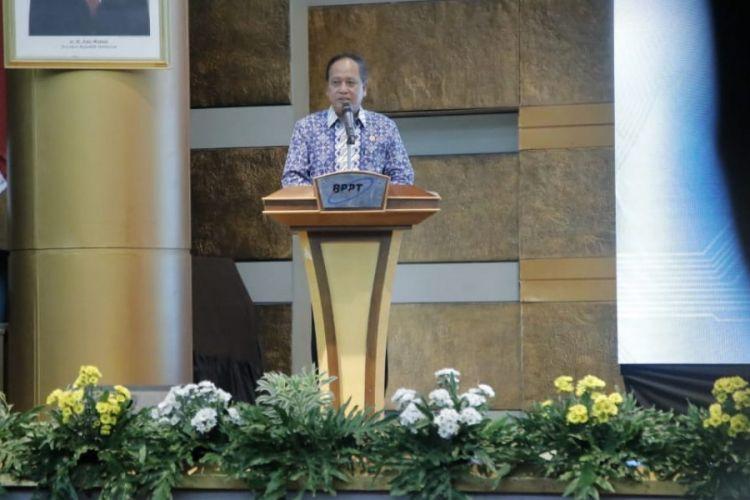 Mensristek menjadi pembicara dalam Kongres Teknologi Nasional 2018 (17-19/7/2018)