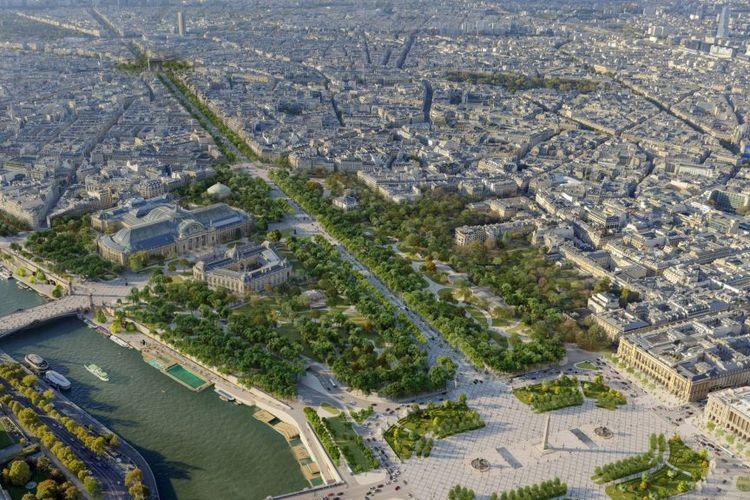 PCA-Streams dipercaya menggarap konstruksi proyek ini, dan yakin bahwa perubahan ini akan menjadikan Paris sebagai kota yang lebih baik.