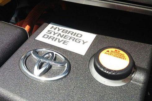 Toyota Bicara Pentingnya Ekspor Kendaraan Hybrid dari Indonesia