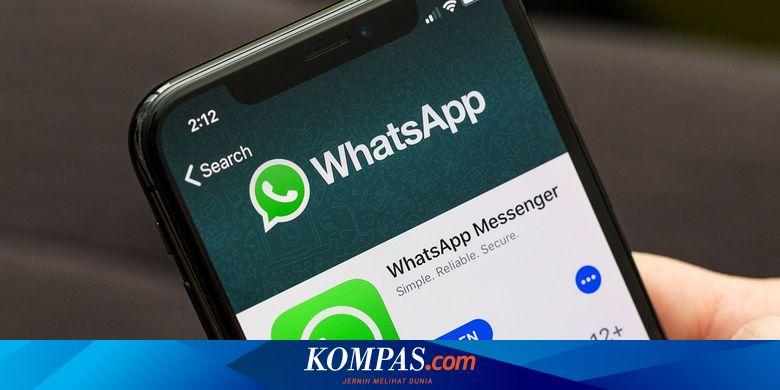 Nasib Akun WhatsApp Tinggal 7 Hari Lagi, Apa yang Harus Dilakukan?
